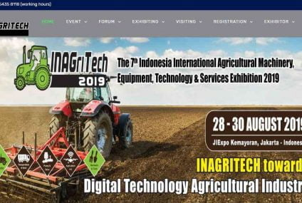Indonesia Agriculture Technology Forum 2019, integrated with Inagritech, in Jakarta
