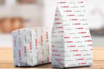 Sustainable packaging: trends and approaches by Bosch Packaging