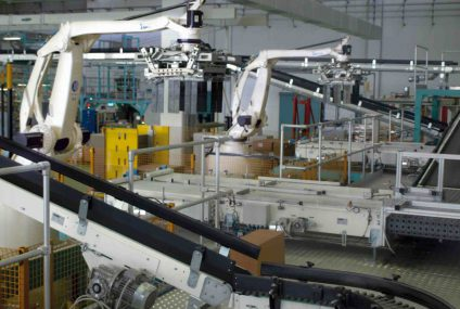 High degree of automation for the italian pasta producer