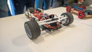 Mechatronics and robotic competition