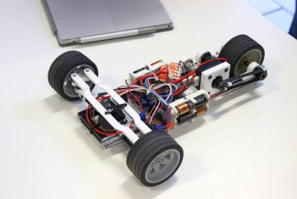 Mechatronics and robotic competition program for students