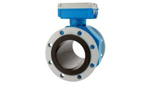 Promag W flow measurement