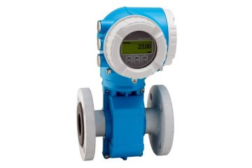 Promag W flow measurement for water wastewater industry