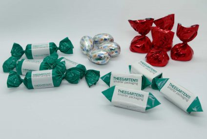 Wrapping machine: MCC By Theegarten Pactec