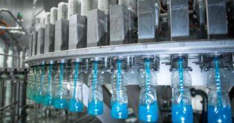 Highspeed bottling solution for isotonic beverage Gatorade in PET