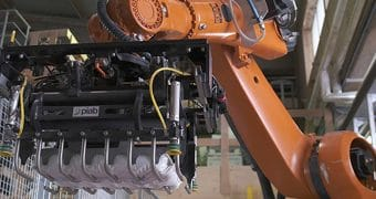 Bag gripping tool: three versions are ready for robots