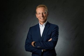 Norbert Broger is the new CFO of Krones