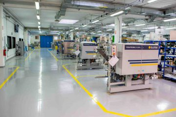 ILAPACK Italia plant: plastic-free in the name of sustainability