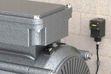 Vibration and Temperature Sensor for Predictive Maintenance Solutions