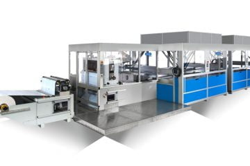 The converting machine RSM1000-IML by Schobertechnologies