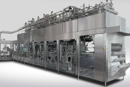 Ampack FCL cup filling machine for dairy and food producers