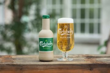 Green Fibre Bottle, arrived the innovative paper packaging for beer