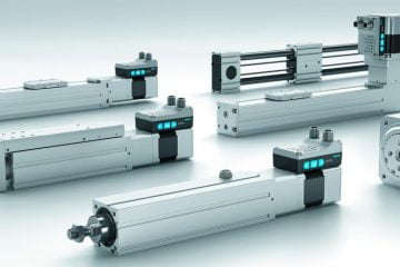 Hybrid automation, pneumatic and electrical in a new dimension