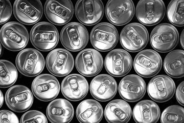 Wine canning line: 17,000 cans/h for Greencroft with sustainable energy