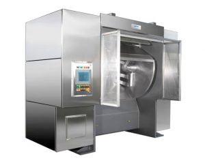 horizontal mixer machine