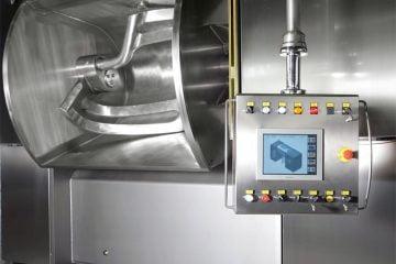 Horizontal mixer machine RML for bakery industry