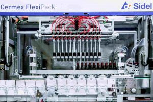 Cermex FlexiPack for packaging