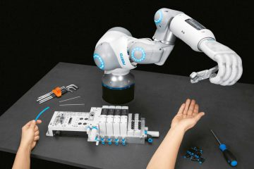 Human robot collaboration: BionicSoftArm and BionicSoftHand