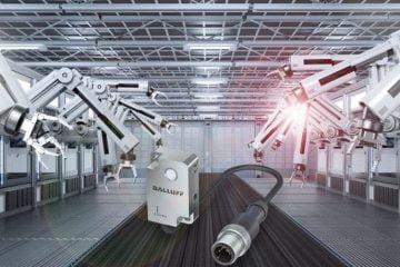 Smart condition monitoring sensor BCM for IIoT maintenance