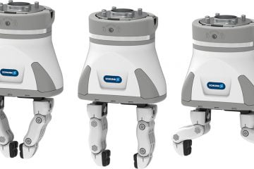 Versatile gripper Schunk Co-act EGH for the world of cobots