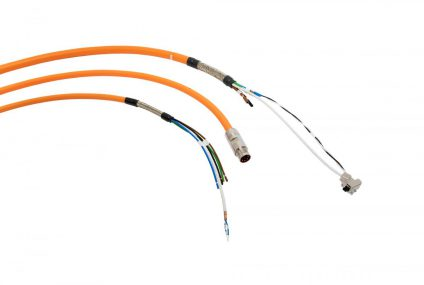 Allen Bradley 2090 single cable, ideal for food and beverage