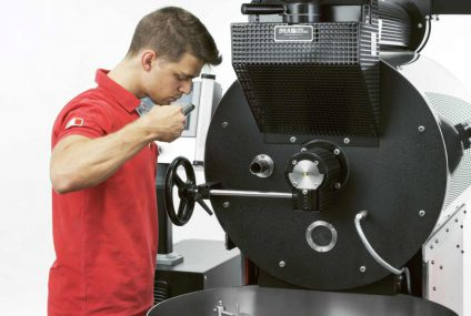 Specialty Roaster TT5/10 by Petroncini for small specialty roasteries