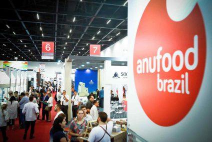 Anufood Brazil 2020: food and beverage industry in São Paulo