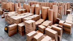 Corrugated packaging solution