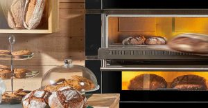 Ovens for bakers