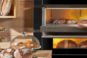 Ovens for bakers and cake makers, high quality and fully automated technology