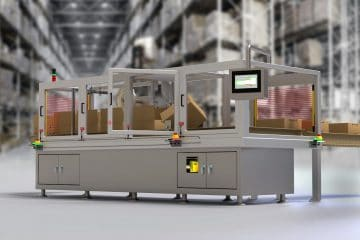 Safety controller SC10: semplified the safety systems in food and beverage