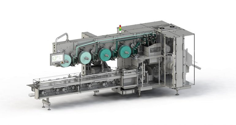 Primary and secondary packaging solutions: fast and flexible