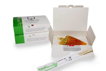 Locked4food home delivery food: guaranteed food hygiene at home