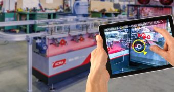 Production line efficiency increased with new concept of services