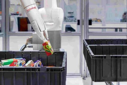 ItemPiQ picking solution with the small KR Agilus robot