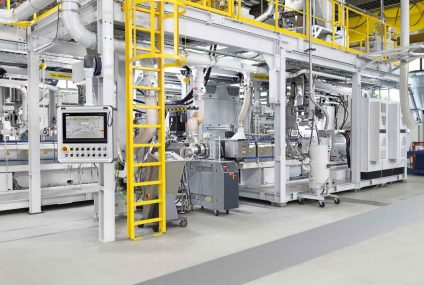 EdelweissCompounding technology for recycling post-consumer waste