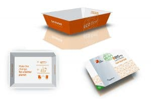 ECO Bowl sustainable packaging