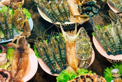 SEAWELL active packaging system to maintain seafood quality and freshness