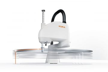 KR Scara robots KUKA: short time cycle and utmost repeatability