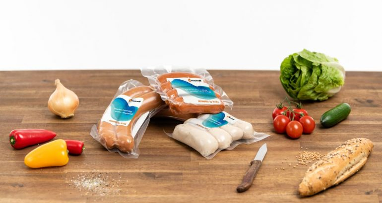 Flexible packaging for meat producer: mono material fully recyclable