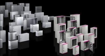 AX enclosure system: sofisticated technology for very harsh environments