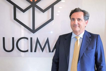 Ucima's Chairman 2020 is Matteo Gentili. From 2022 Riccardo Cavanna