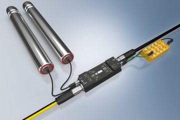 EtherCAT Box for conveyor control of packaging lines