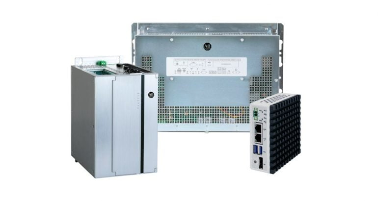 VersaView 6300 box PCs, compactness for the industrial computer