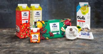 Dairy plant in Norwey to supply fresh milk, cream and fruit juices