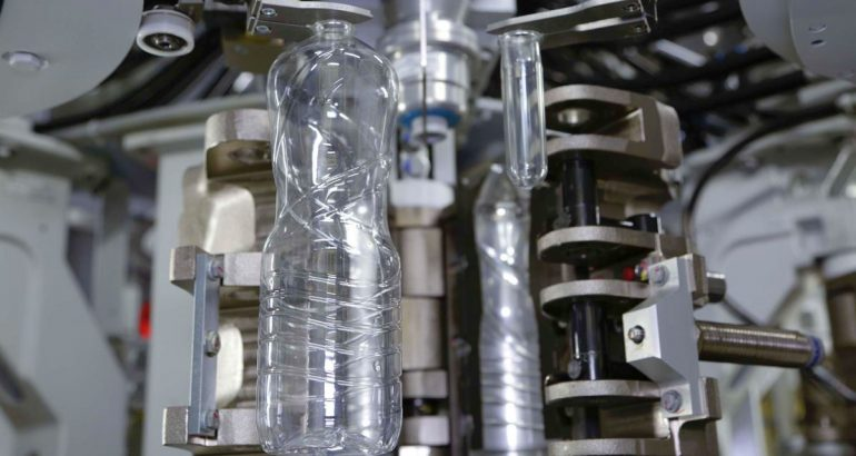 EvoBLOW sustainable packaging solution for beverage