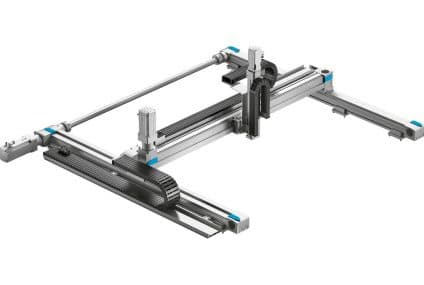 Festo's Handling Guide Online for ready to install solutions