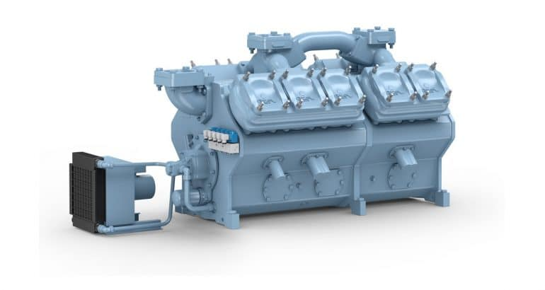Reciprocating and screw compressors: high speed, more efficiency