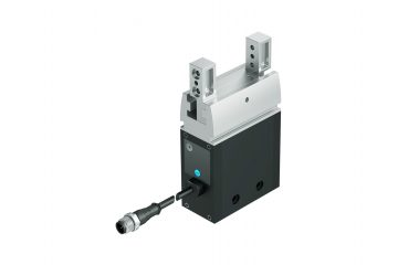 Gripper EHPS, electric version wherever pneumatics is not permissible