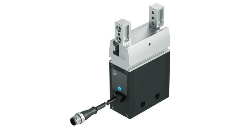Gripper EHPS, electric version wherever pneumatics is not permissible